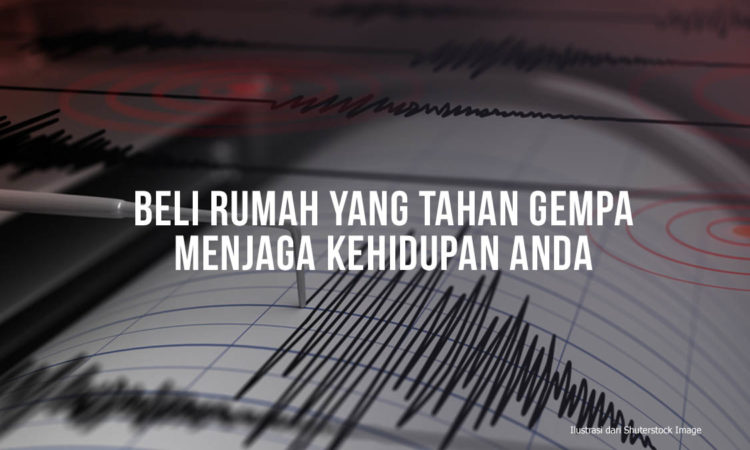 Rumah Yang Tahan Gempa