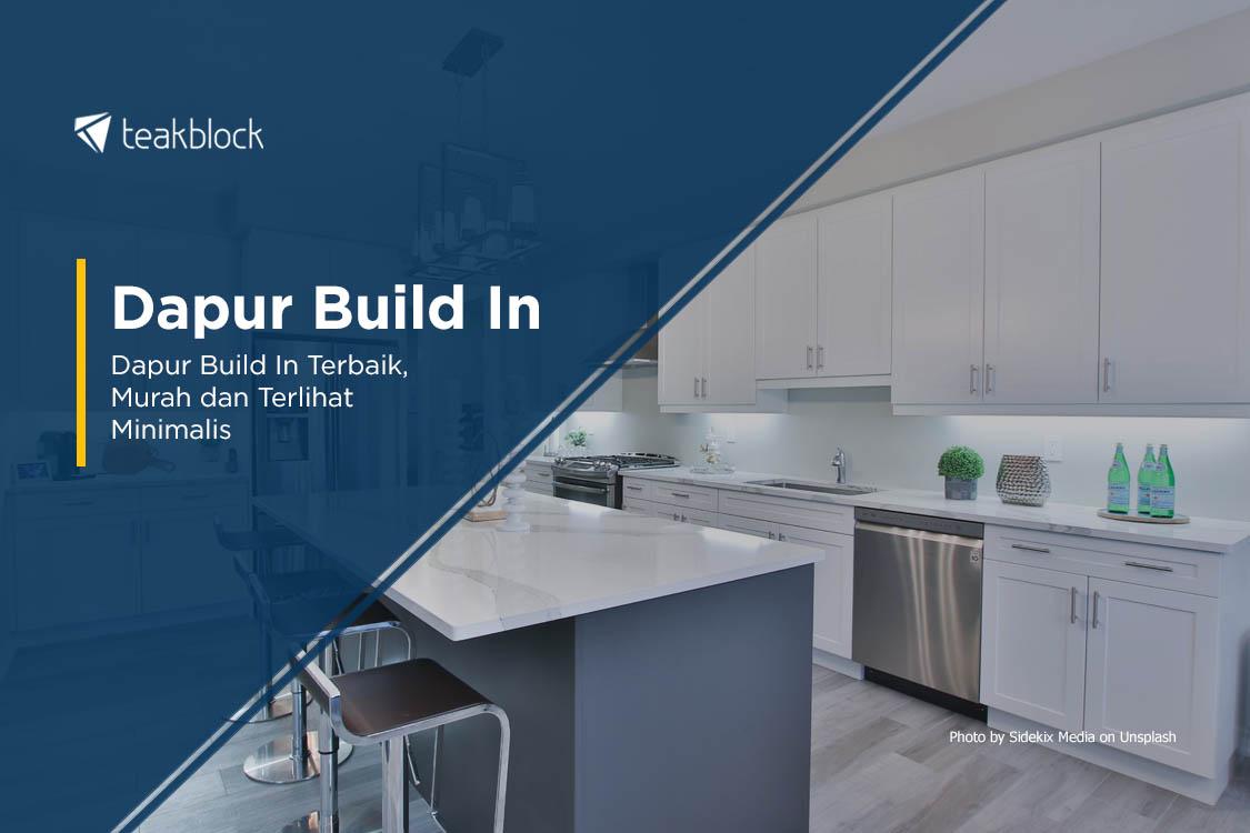 Dapur Build In Terbaik