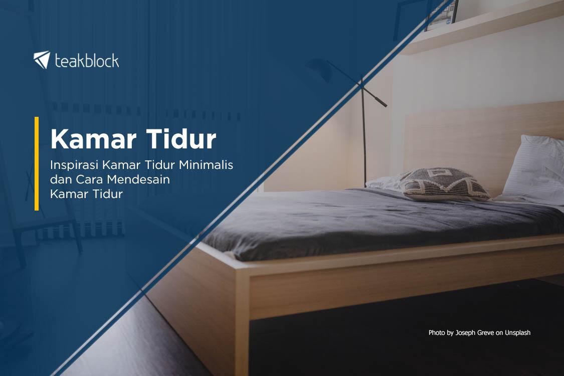 Inspirasi Kamar Tidur Minimalis