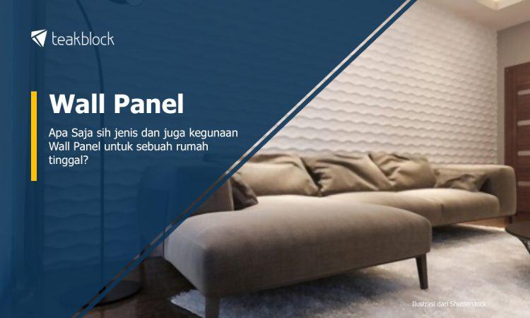 Apa Itu Wall Panel