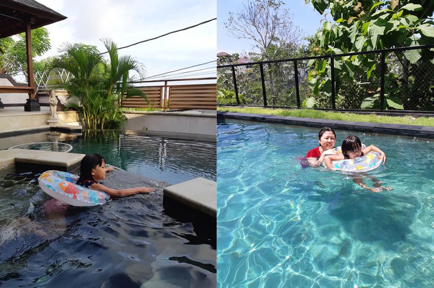 Ukuran kolam renang standar untuk anak
